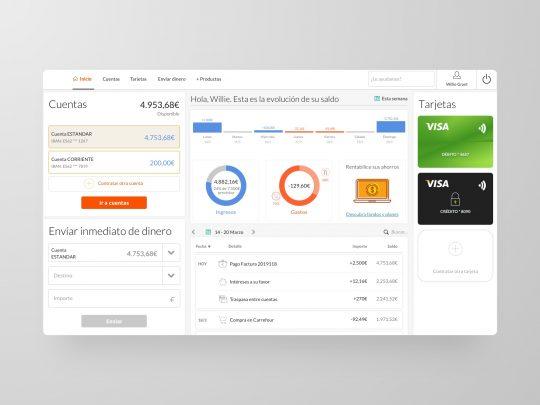 Banking Web