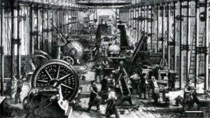 ux Segunda Revolución Industrial