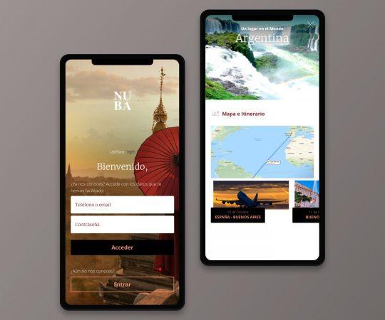 NUBA App